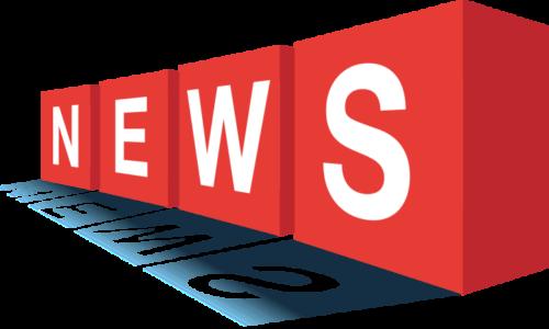 News blocks announcing Randy Bergin
